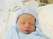JOSEF MIKA Narodil se 4. dubna v liberecké porodnici mamince Monice Mejzlíkové z Liberce. Vážil 2,61 kg a měřil 47 cm.