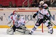 Bílí Tygři Liberec - HC Energie Karlovy Vary 3:2