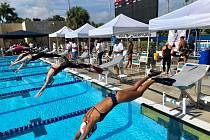 Liberečtí plavci byli na Floridě velmi úspěšní.