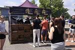 Burger festival v OC Nisa Liberec