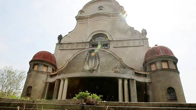 Kostel svaté Maří Magdaleny v Liberci.