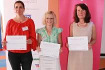 Vítězky Rojzezdů 2012