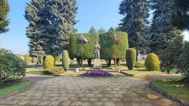 Představitelé Frýdlantu si připomněli výročí konce druhé světové války.