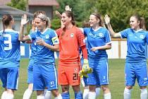 Fotbalistky Slovanu postupují do semifinále