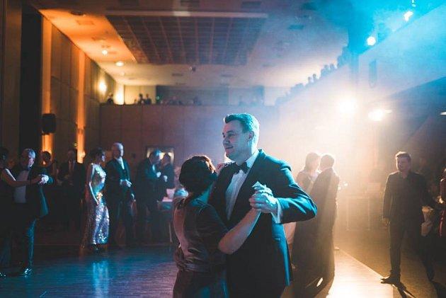 13. benefiční ples hejtmana.