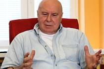 Ředitel frýdlantské nemocnice a jeden ze spolumajitelů Břetislav Václavík