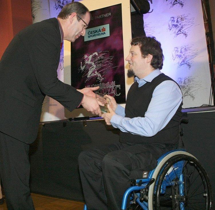 Jiří Suchánek SKST  Liberec(handicapovaný).
