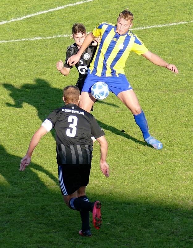 Derby v KP: Višňová - Frýdlant 2:1.