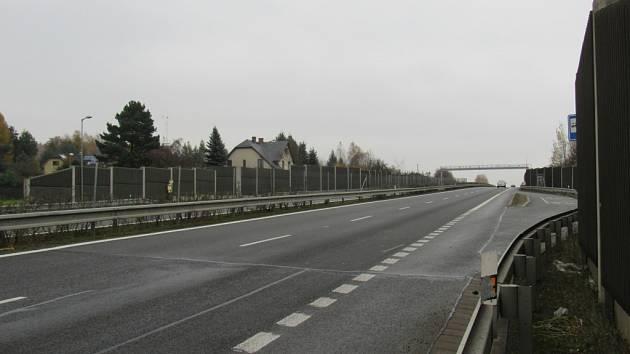 Silnice - Bedřichovka