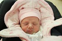 Emily Vebrová. Narodila se 25. ledna v liberecké porodnici mamince Michaele Istenákové z Frýdlantu. Vážila 3,11 kg a měřila 48 cm.