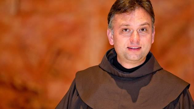 Bratr Bartoloměj, farář kostela Sv. Antonína Paduánského v Liberci - Ruprechticích