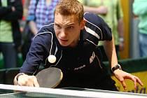 Stolní tenis SKST - Martin Jahoda