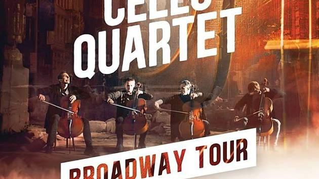 Prague Cello Quartet - Broadway tour
