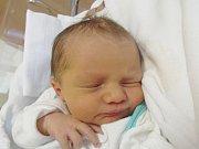 DAVID MAREK Narodil se 16. října v liberecké porodnici mamince Ivaně Bursové z Chrastavy. Vážil 3,15 kg a měřil 50 cm.