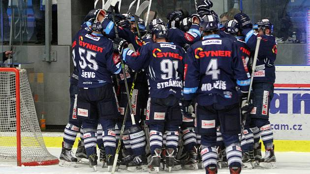 Liberec slaví postup do semifinále, šestý zápas zvládl.