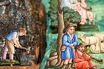 VÝSTAVA NÁM, NÁM NARODIL SE... přiblíží nejkrásnější poselství i symbol Vánoc betlémy.