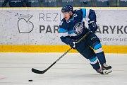 Přátelské utkání mezi týmy Bílí Tygři Liberec a BK Mladá Boleslav se odehrálo 9. srpna v liberecké Home Credit areně. Na snímku je Marek Kvapil.