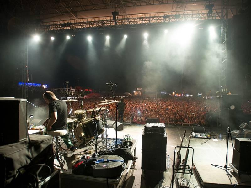 Benátská! 2014 - pátek 25. července.