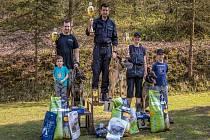 O Velkou cenu městské policie Liberec soutěžilo 19 psovodů a jejich čtyřnohých svěřenců.