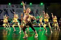 V Liberci soutěžily stovky mladých tanečníků ze všech koutů republiky.