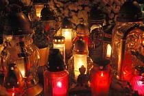 Dušičky neboli svátek Památky zesnulých.