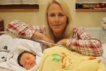 Mamince Veronice Andrýskové z Liberce se dne 2. listopadu v liberecké porodnici narodila dcera Maia. Měřila 50 cm a 3,54 kg.