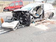 Smrtelná nehoda u Liberce.