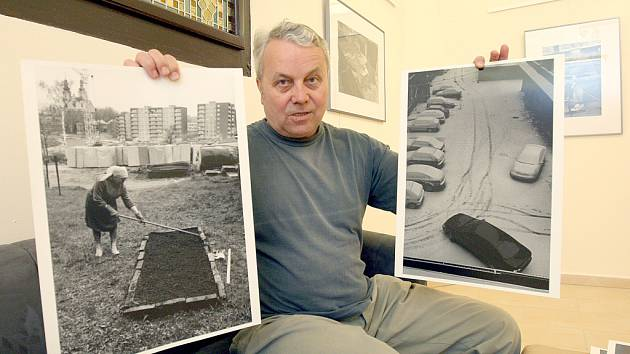 Díky unikátním fotografiím Viktora Koláře, které před Libercem viděli lidé v několika světových metropolích, se město pod Ještědem stalo nyní světovým.
