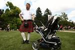 Skotské hry na Sychrově