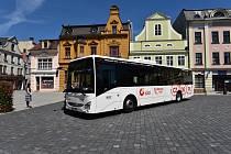 Nová autobusová linka.