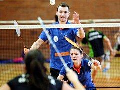 Badmintonisté BK Technické univerzity v Liberci