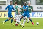 FK Jablonec - FC Slovan Liberec (N2) 0:1 POLOČAS