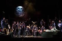 Opera IL TROVATORE skladatele Giuseppe Verdiho, kterou v libereckém divadle F. X. Šaldy režíruje Peter Gábor.