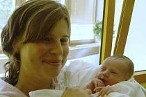 Mamince Markétě Lamačové z Liberce se 19. srpna 2010 v 14.05 v liberecké porodnici narodil syn Lukáš Lamač. Měřil 48 cm a vážil 2,77 kg.