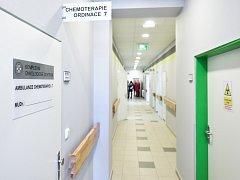 Krajská nemocnice Liberec -Komplexní onkologické centrum.