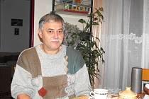 Jaroslav Lacina z Chrastavy.