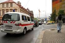Třída Dr. Milady Horákové v Liberci je jednou z nejdůležitějších dopravních tepen ve městě.