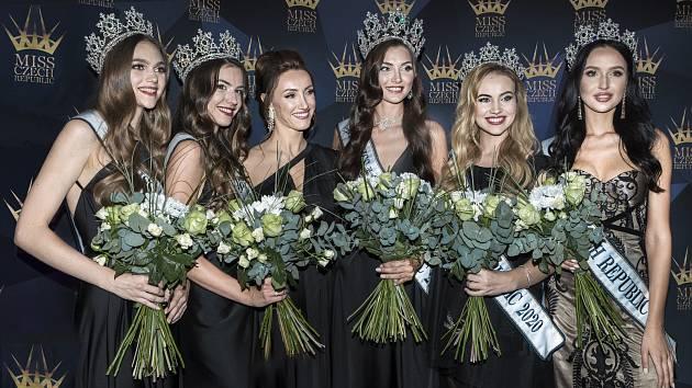 Miss Czech Republic 2020.