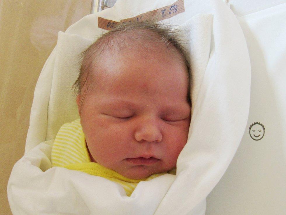 VIKTORIE VRŇATOVÁ Narodila se 24. května v liberecké porodnici mamince Věře Vrňatové z Mníšku u Liberce. Vážila 3,95 kg a měřila 50 cm.