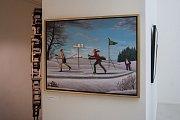 Vernisáž výstavy Skol!!! proběhla 18. ledna v Oblastní galerii Liberec. Jednotlivá díla jsou inspirována běžeckým závodem Jizerská 50. Výstava potrvá do 29. dubna.