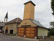 Město Osečná navrátilo staré hasičské zbrojnici její původní tvář.