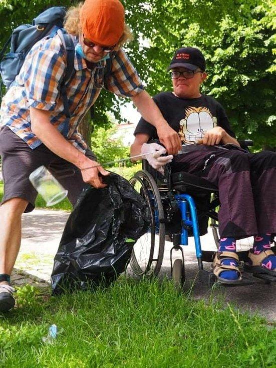 S úspěchem se setkala i výzva Vyčisti chlívek, která běžela první  prázdninový týden od 4. do 12. července.