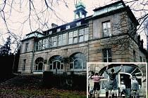 Wolkerovo sanatorium si zahrálo ve filmu