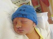 ADAM SOJÁK Narodil se 25. července v liberecké porodnici mamince Lucii Václavíkové z Liberce. Vážil 2,44 kg a měřil 45 cm.