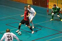 V gólové přestřelce pod Ještědem byl úspěšnější Liberec.