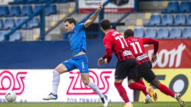 FC Slovan Liberec - Slezský FC Opava (12.kolo).