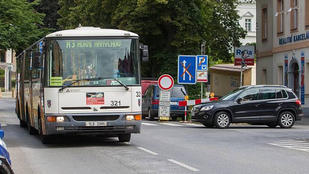 Autobus. Ilustrační foto.