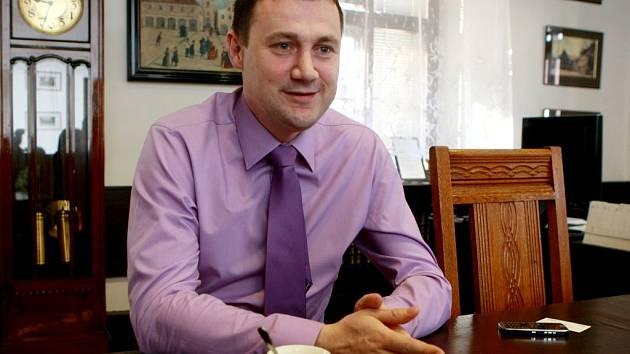 Martin Půta, lídr Starostů