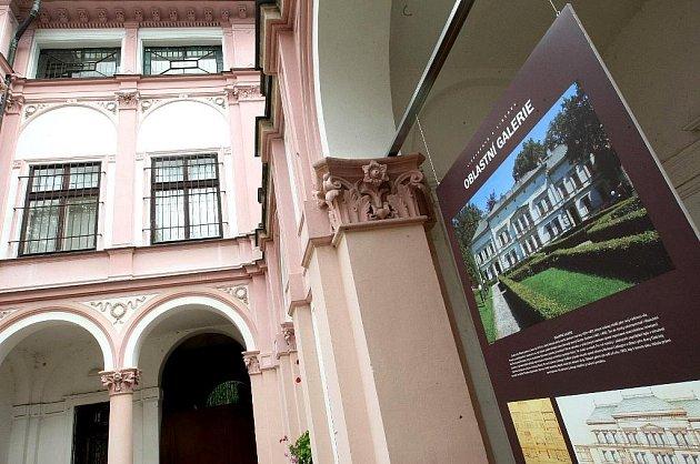 Cestu lepší komunikace s veřejností nastoupila i Oblastní galerie v Liberci.
