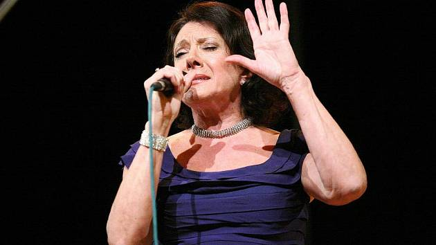 Zpěvačka Marie Rottrová vyrazila na své poslední turné.